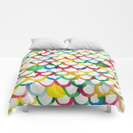 COLOR SCALES Comforters