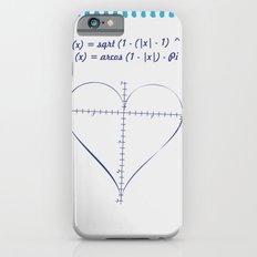 Love Equation Slim Case iPhone 6s