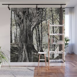 Trees have long thoughts, Wall Mural