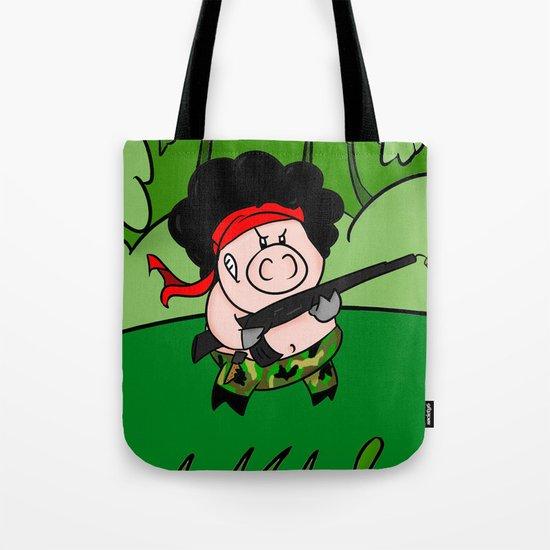 Hambo! Tote Bag