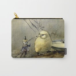 """""""Bother the Gnat"""" by Duncan Carse Carry-All Pouch"""