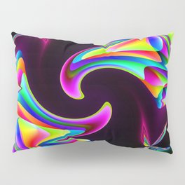 the onset of chaos ? ? ? Pillow Sham