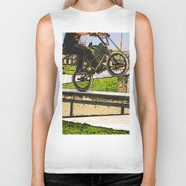 Wheelie Pro - BMX Rider Biker Tank
