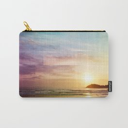 Sunrise Rainbow Carry-All Pouch