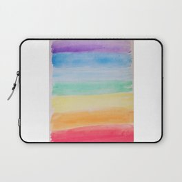 Chakra Watercolor Laptop Sleeve