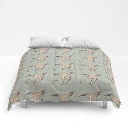 Hokusai Cuckoo and azaleas 2 -hokusai,manga,japan,Katsushika,cuckoo,azaleas,Rhododendron Comforters