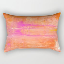 Straight Forward Rectangular Pillow