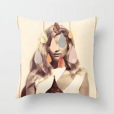 quatre Throw Pillow