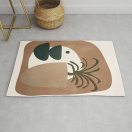 Abstract House Decoration Rug