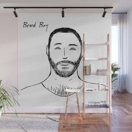 Beard Boy Classic: Jose Wall Mural