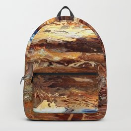 High Desert Abstract Backpack