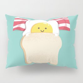 Morning Breakfast Pillow Sham