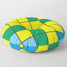 Mingle Magic Floor Pillow