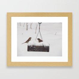 Find anything yet? Framed Art Print