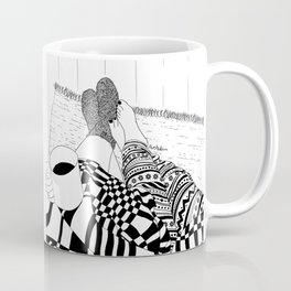 Cozy Night Coffee Mug