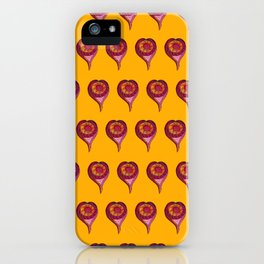 Amor a can Love iPhone Case