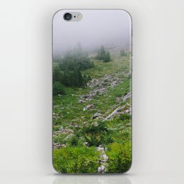 Upward iPhone Skin