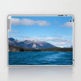 Mountains of Maligne Lake 3 Laptop & iPad Skin