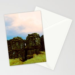 Maintaining Boundaries Stationery Cards