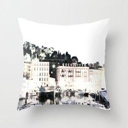 Palazzo Night Throw Pillow