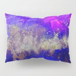 Galaxy Skyline Pillow Sham