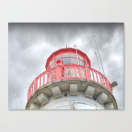 Moody Lighthouse Canvas Print