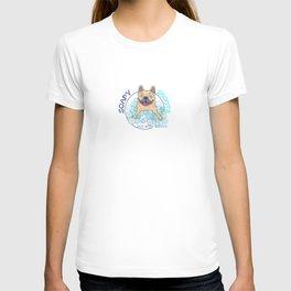 soapy snouts logo2 T-shirt