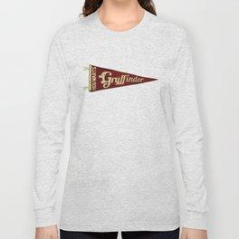Gryffindor 1948 Vintage Pennant Long Sleeve T-shirt