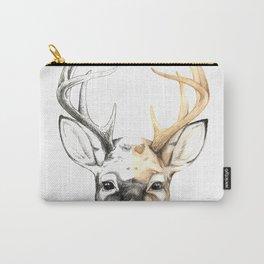 Dear Deer Carry-All Pouch