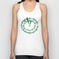 persona Tank Tops featuring Dark Hour (Persona 3) by ASHPLUS