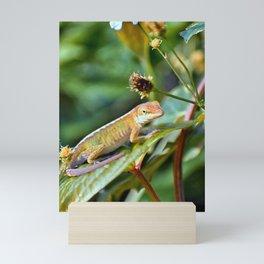 The Lizard King Mini Art Print