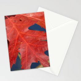 Red Oak Stationery Cards
