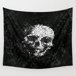 Death Shuffle Wall Tapestry