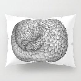 The Infinite Pangolin Pillow Sham