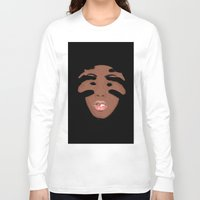tyler the creator Long Sleeve T-shirts featuring Tyler The Creator by GraphicAllyCreative