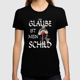 Medieval Crusader Belief Saying T-shirt