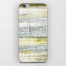 Lotion abstract watercolor iPhone Skin
