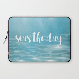 Seas The Day Laptop Sleeve
