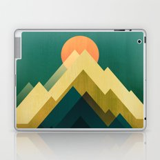 Gold Peak Laptop & iPad Skin