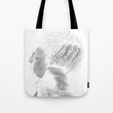 ZEN PLACES (right side) Tote Bag