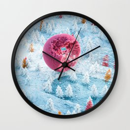 SWUM Wall Clock