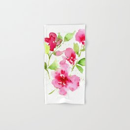 Floral 11 Hand & Bath Towel