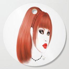 Cassia - Redhead Beauty Cutting Board