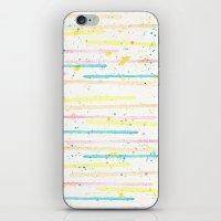 confetti iPhone & iPod Skins featuring Confetti by Tammy Kushnir