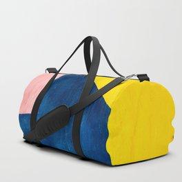 Abstract_1 Duffle Bag