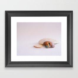 Broken & Beautiful Framed Art Print