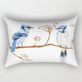 Hope and Courage by Teresa Thompson Rectangular Pillow