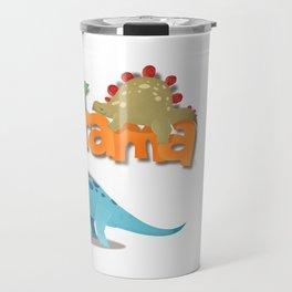 Dinorama (Full) Travel Mug
