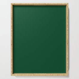 Green New200 Serving Tray