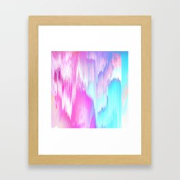 Nightcall Framed Art Print